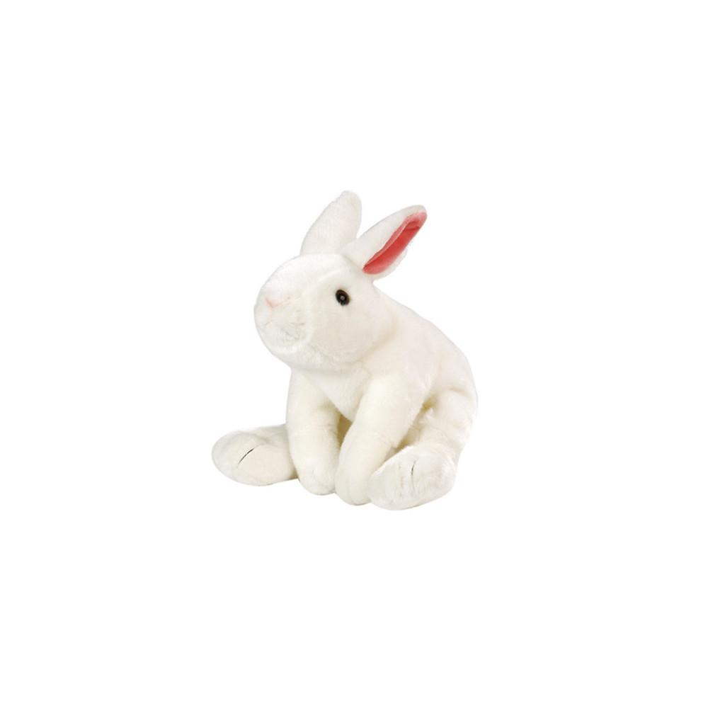 Calinoux, peluche lapin blanc