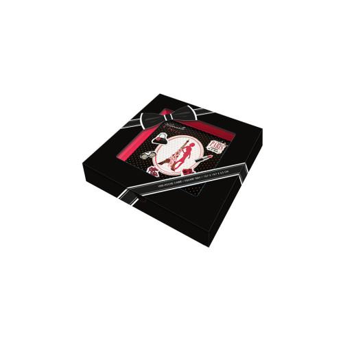 """Packaging vide-poche """"Mademoiselle à Paris"""""""