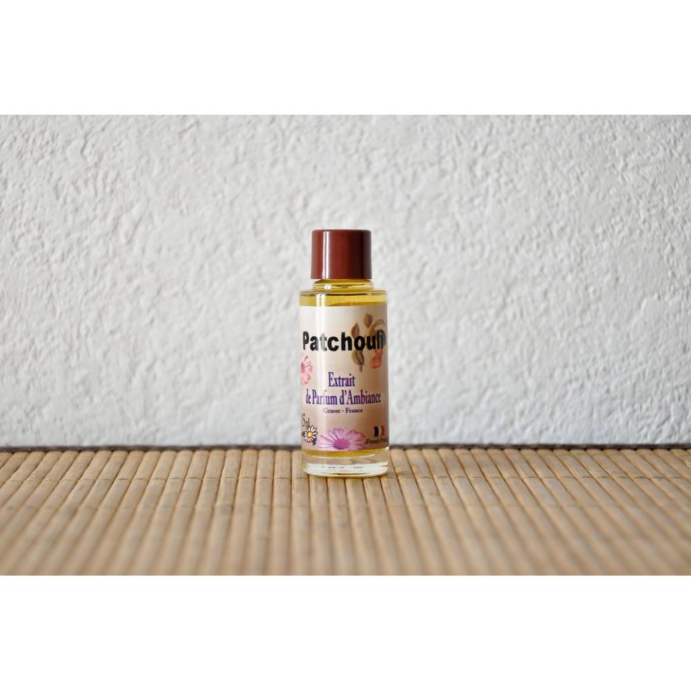Extrait de parfum senteur Patchouli