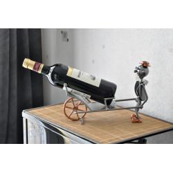 porte-bouteille forgeron