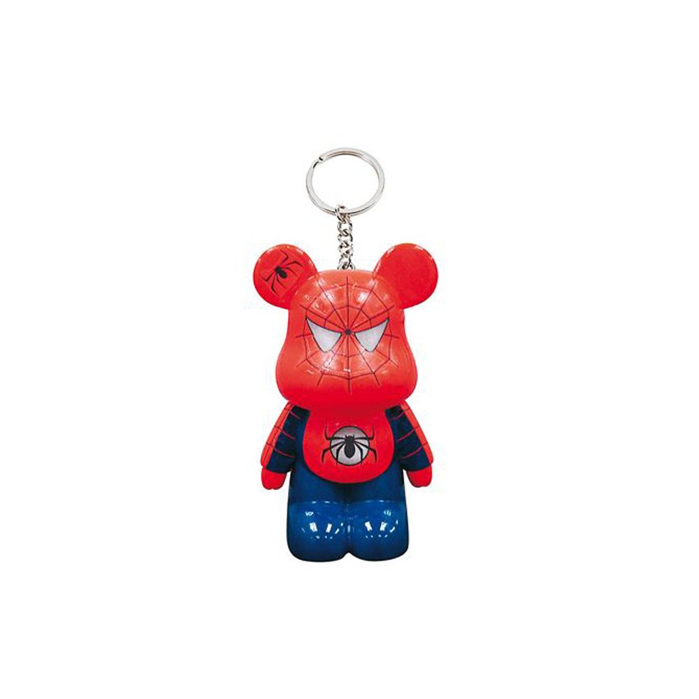 Porte clé Funky Bear Spider Man