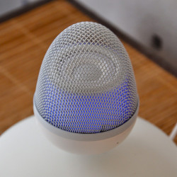 Enceinte en lévitation Blanche Bluetooth Sound Air - Magnetic Land