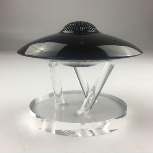 Enceinte bluetooth en lévitation UFOSOUND Noire Laquée
