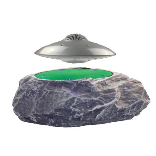 Base électromagnétique Rocher + UFOSOUND