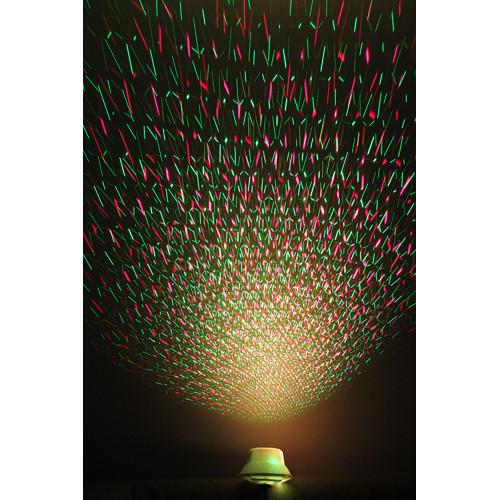MoovyLaser Projecteur laser mobile étanche