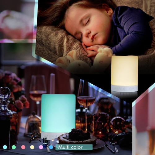 Enceinte bluetooth ambiance nuit chambre d'enfant