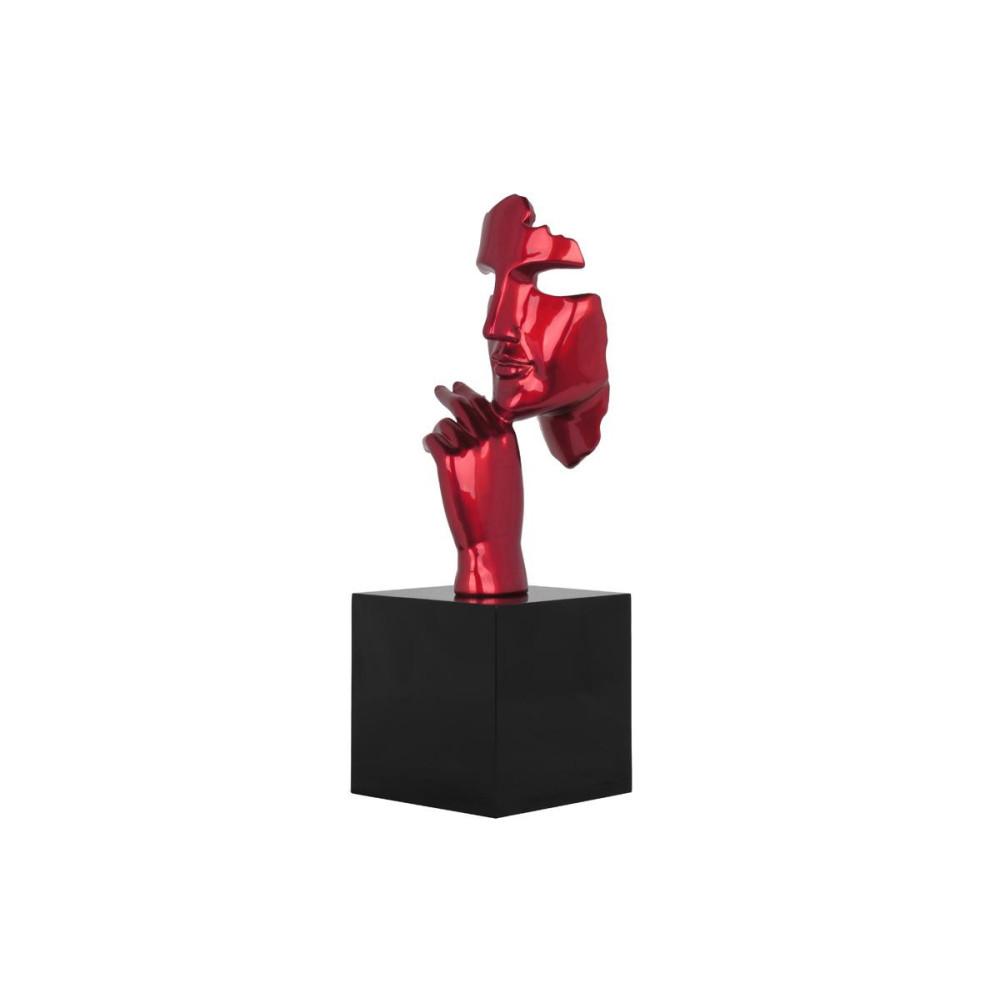 Statue Design Estilo rouge