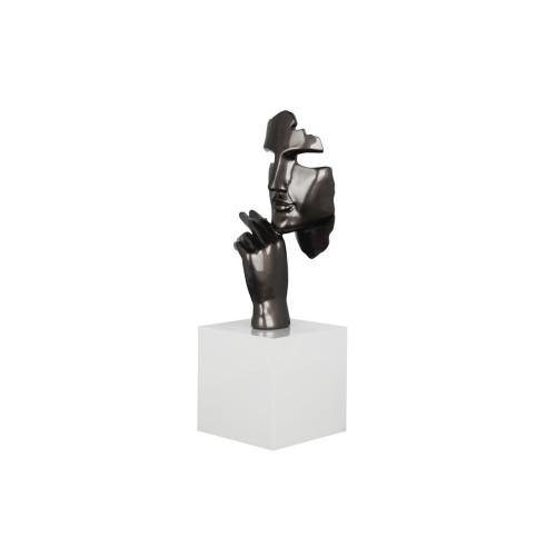 Statue design Estilo Gris Perle