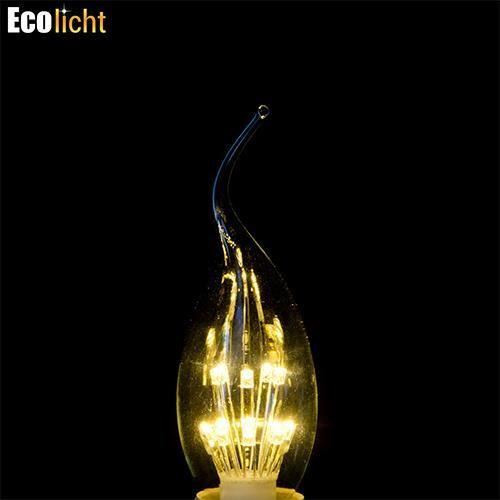 Ampoule Ecolichtflamme
