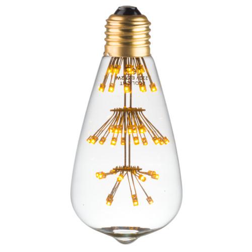 Ampoule ST64 multipoint E27