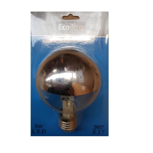 Ampoule Déco Spot LED E27 5W-2